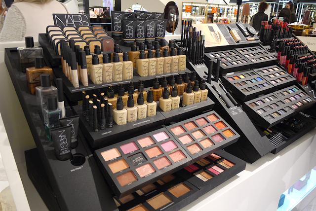nars makeup blush foundation