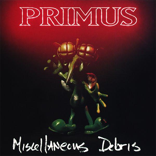 Primus - Miscellaneous Debris (1992) Import   Girl Tattoos Designs Gallery: Primus ...