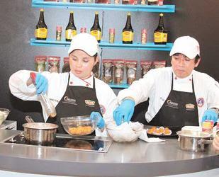 Alimentaria 2012 es una celebración del arte culinario del país
