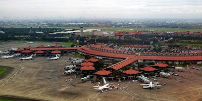Aeroporto Internacional Soekarno-Hatta – Jacarta – Indonésia