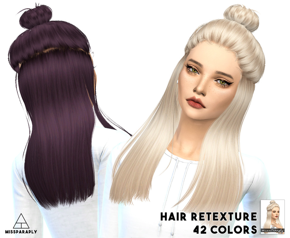 My Sims 4 Blog: Sintiklia Eliza and Still Into You Hair