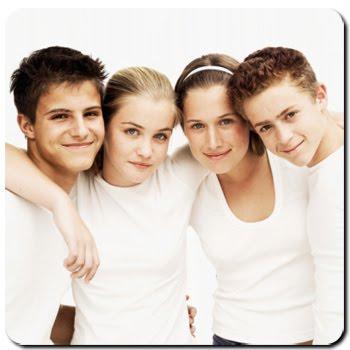 Amante de los adolescentes poderosos
