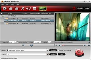 Pavtube DVD Ripper v4.1.3.3959