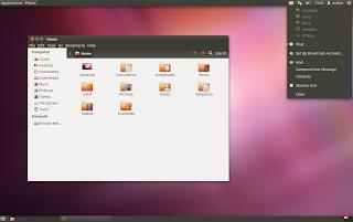 Ubuntu 12.04 classic gnome session