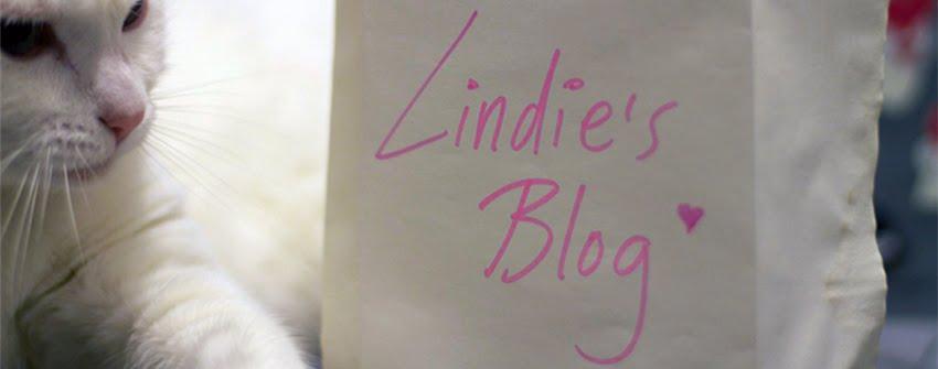 Lindie's Blog