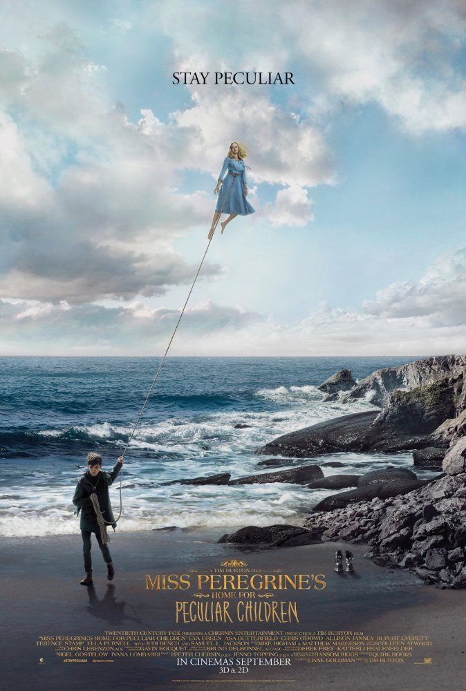 Nonton Miss Peregrine's Home For Peculiar Children (2016)