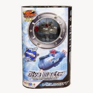 Air Hogs Dive Master Remote Controlled Mini Submarine, mini sub, mini remote control submarine