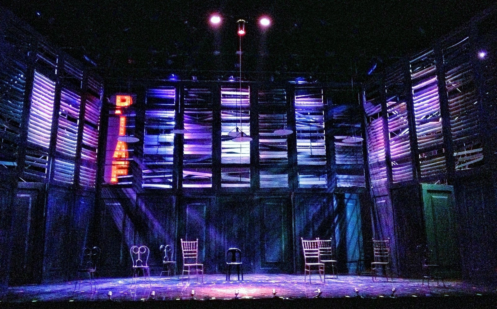 Photo Flash: First Look at PIAF by Atlantis Productions, 3/8-23