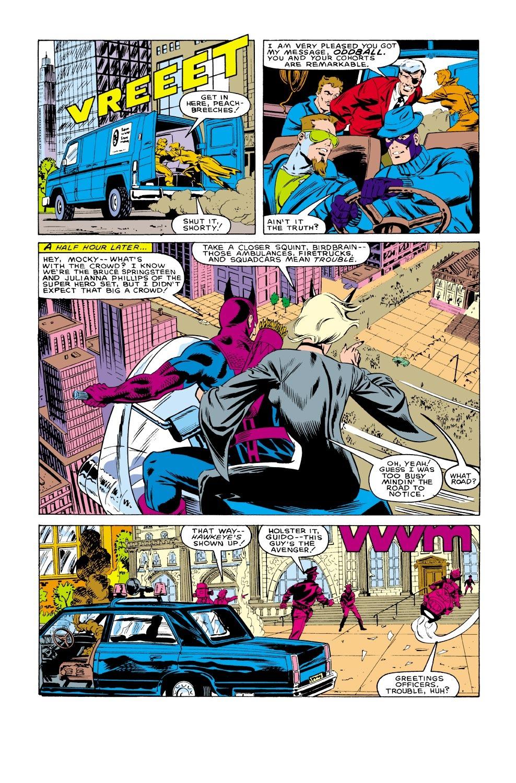 Captain America (1968) Issue #317 #245 - English 5