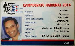 Carnet e Inscripcion al Campeonato Nacional 2014