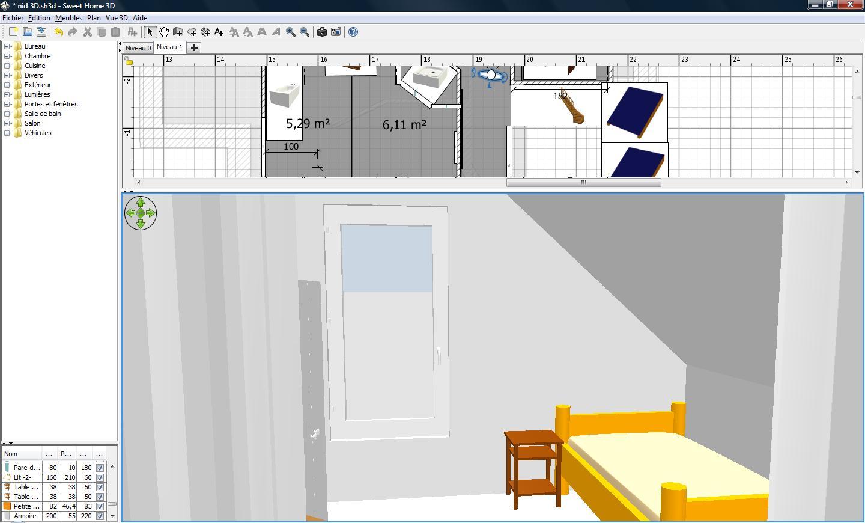 Une piraino wormhout mod lisation 3d for Modelisation cuisine 3d