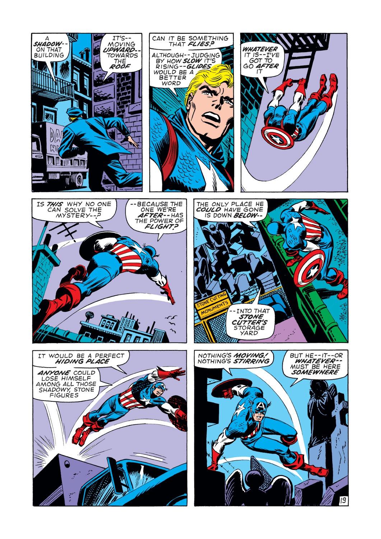 Captain America (1968) Issue #139 #53 - English 20