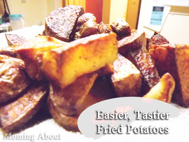 Easier, Tastier Fried Potatoes