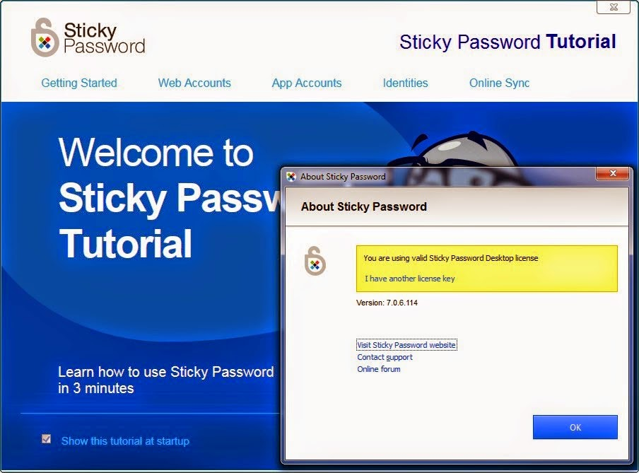 Lamantine Sticky Password v7.0.6.114 Multilingual