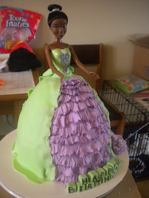Barbie Birthday Cakes Pictures