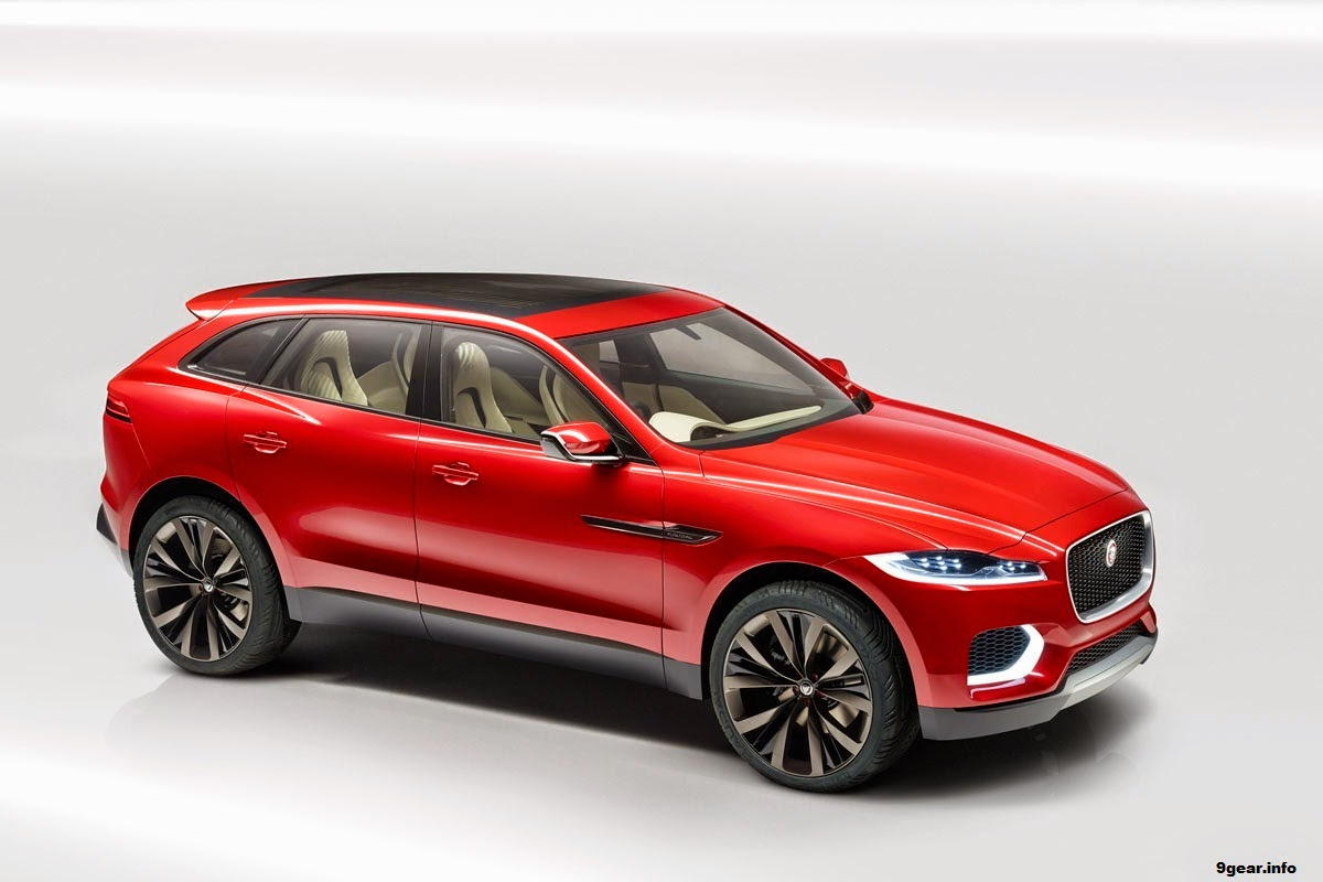 jaguar c x17 based crossover suv jaguar f pace car reviews new car pictures for 2018 2019. Black Bedroom Furniture Sets. Home Design Ideas