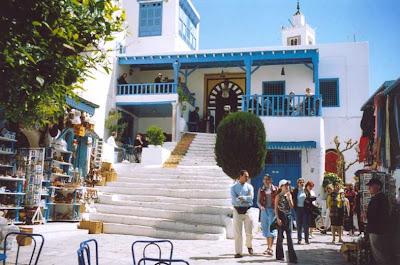 Café Kahwa Alia à Sidi Bousaid