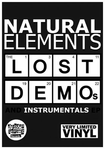 Natural Elements Lost Demos And Instrumentals EP
