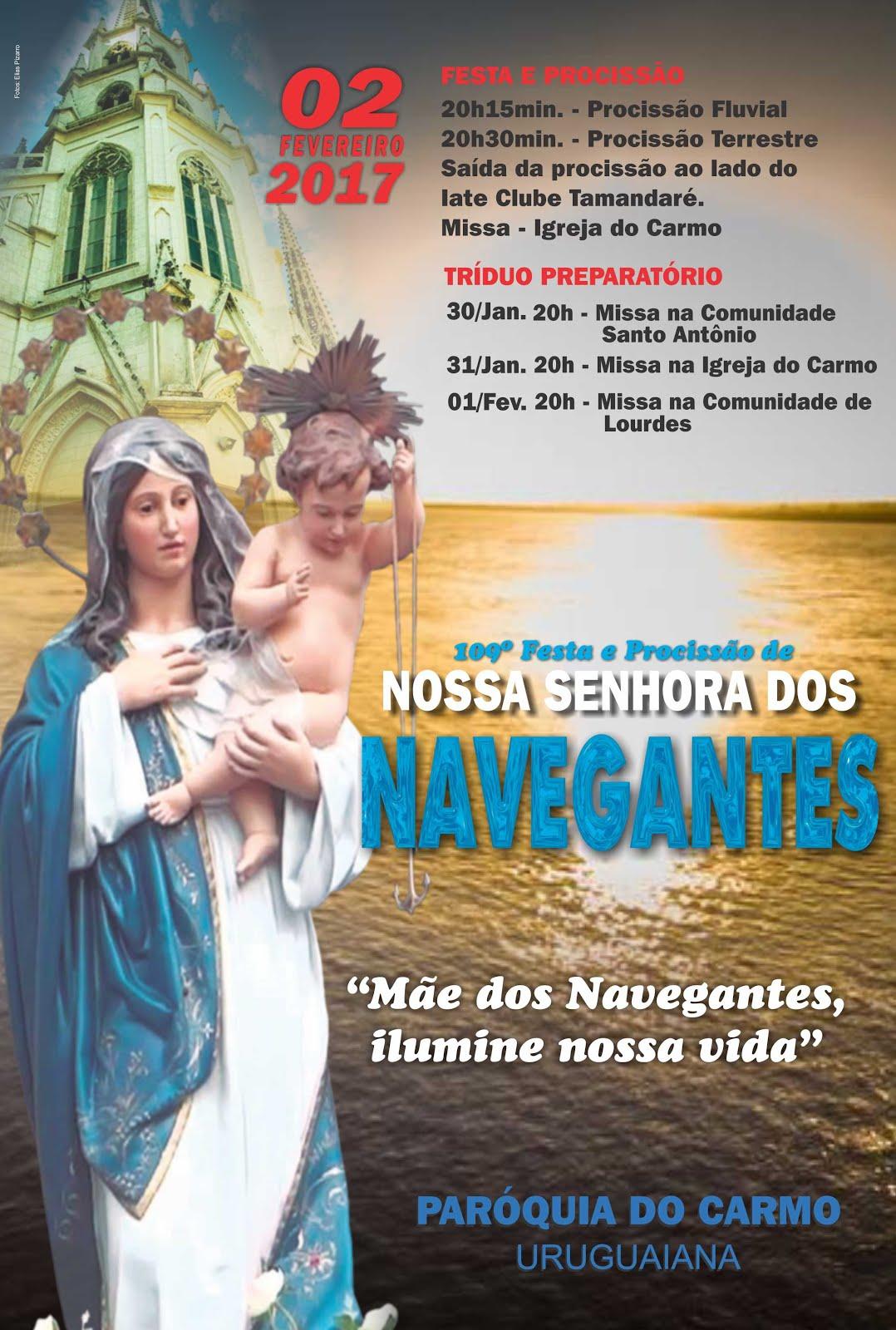 FESTA NOSSA SENHORA DOS NAVEGANTES