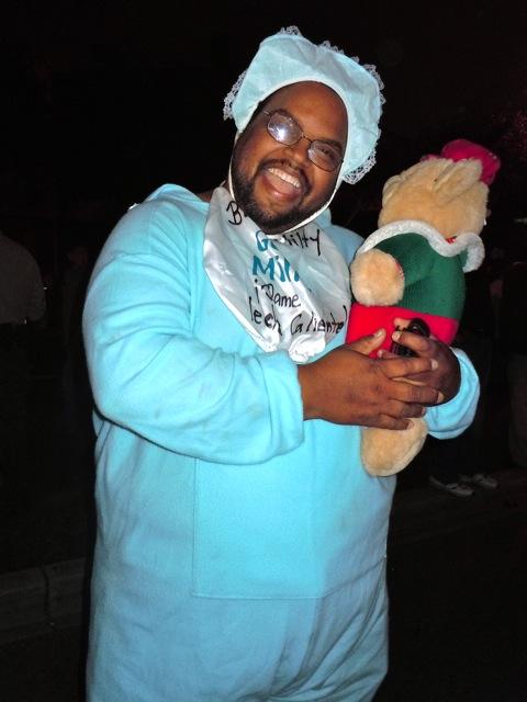 Baby costume WEHO Halloween