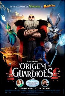 """Poster do filme """"A Origem dos Guardiões"""""""