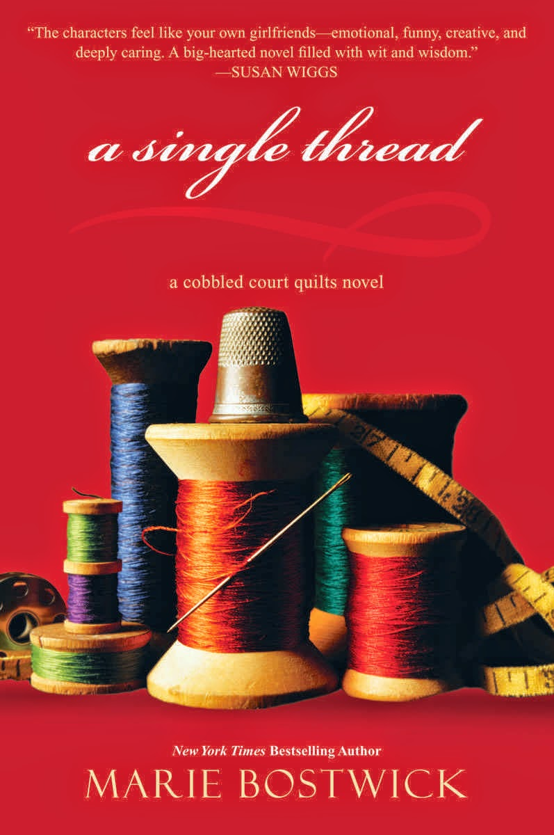 A Single Thread by Marie Bostwick