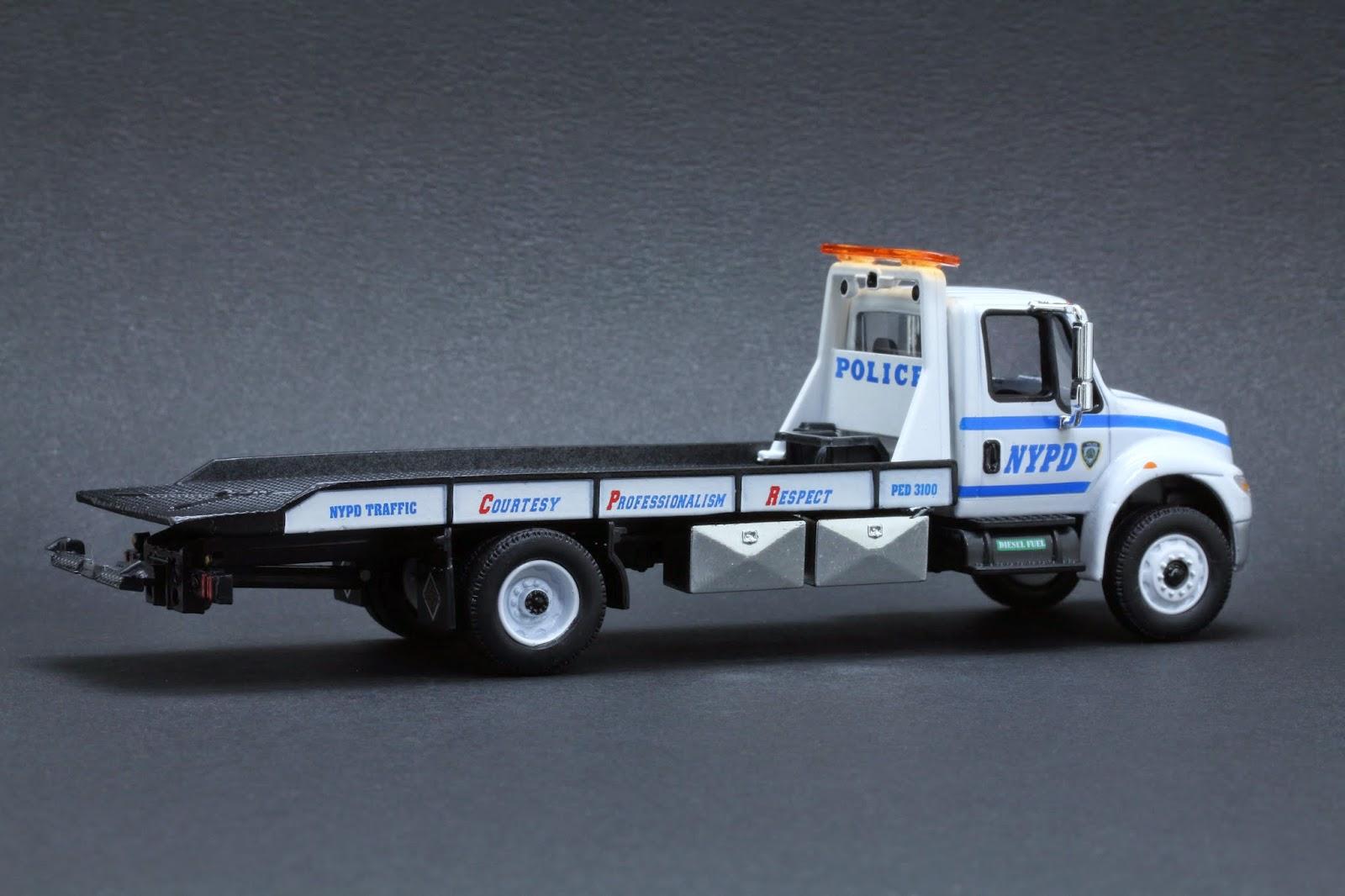 Diecast Hobbist: 2013 International Durastar 4400 Flatbed ...