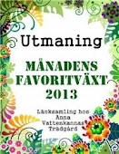 Mnadens favoritvxt 2013