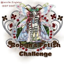Robyn's Fetish Challenge