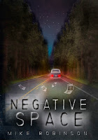 Negative Space Mike Robinson cover