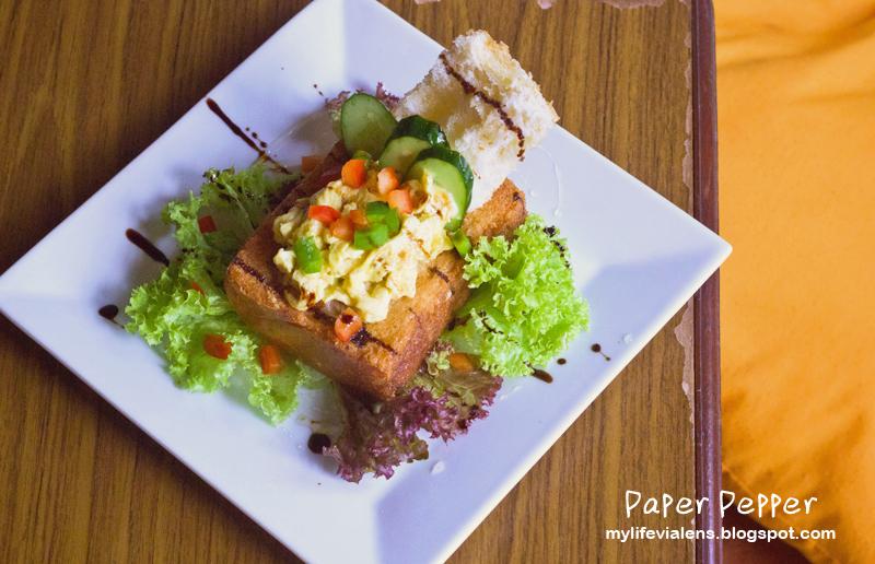 Paper Pepper Postcard & Cafe