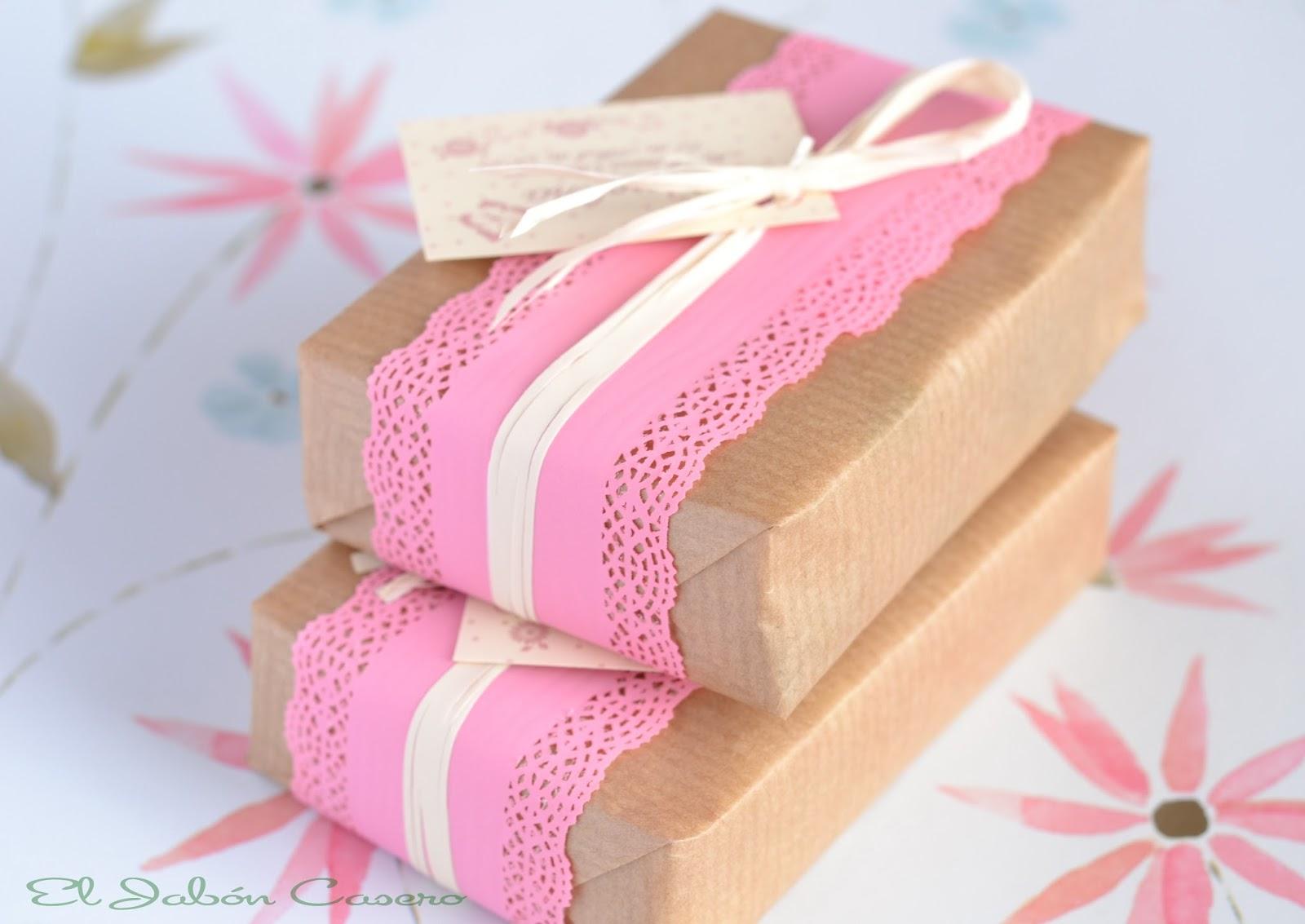 Jabones regalos de invitados primera comunion