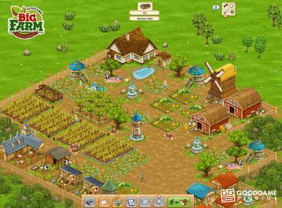 Big Farm Game Strategi Pertanian