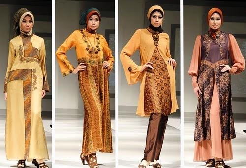 Model Kebaya Muslim 2015