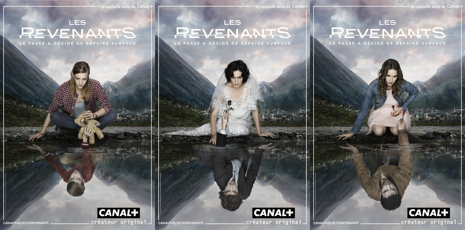 les revenants serie francesa de zombies
