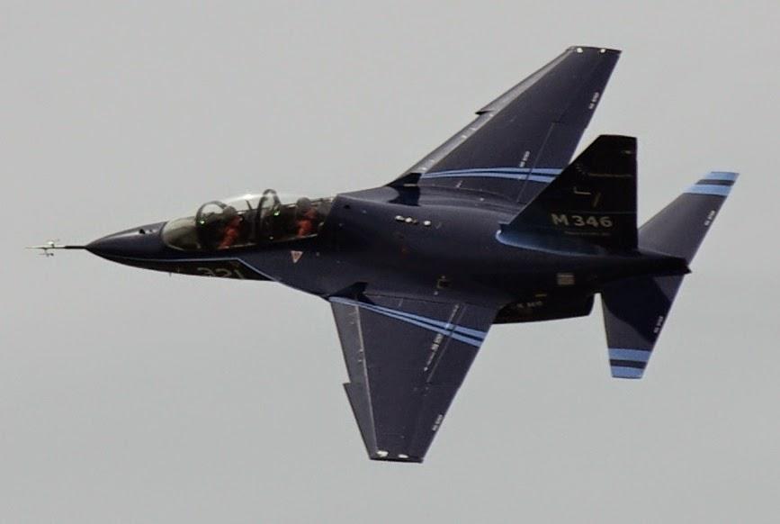 Militer Italia Pesan 3 Pesawat latih Canggih Aermacchi T-346