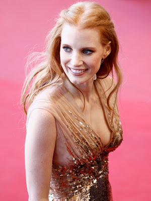 Jessica Chastain Hot Pictures | Global Celebrities Blog
