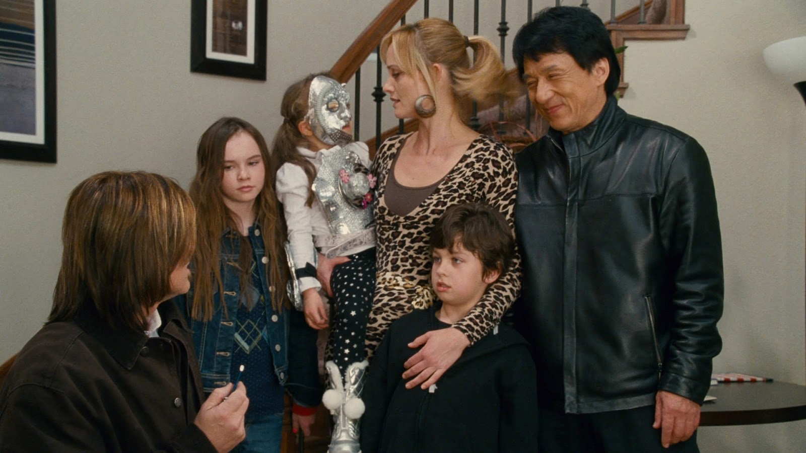 The Spy Next Door Starring Jackie Chan And Family