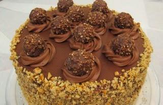 Torte Ferrero