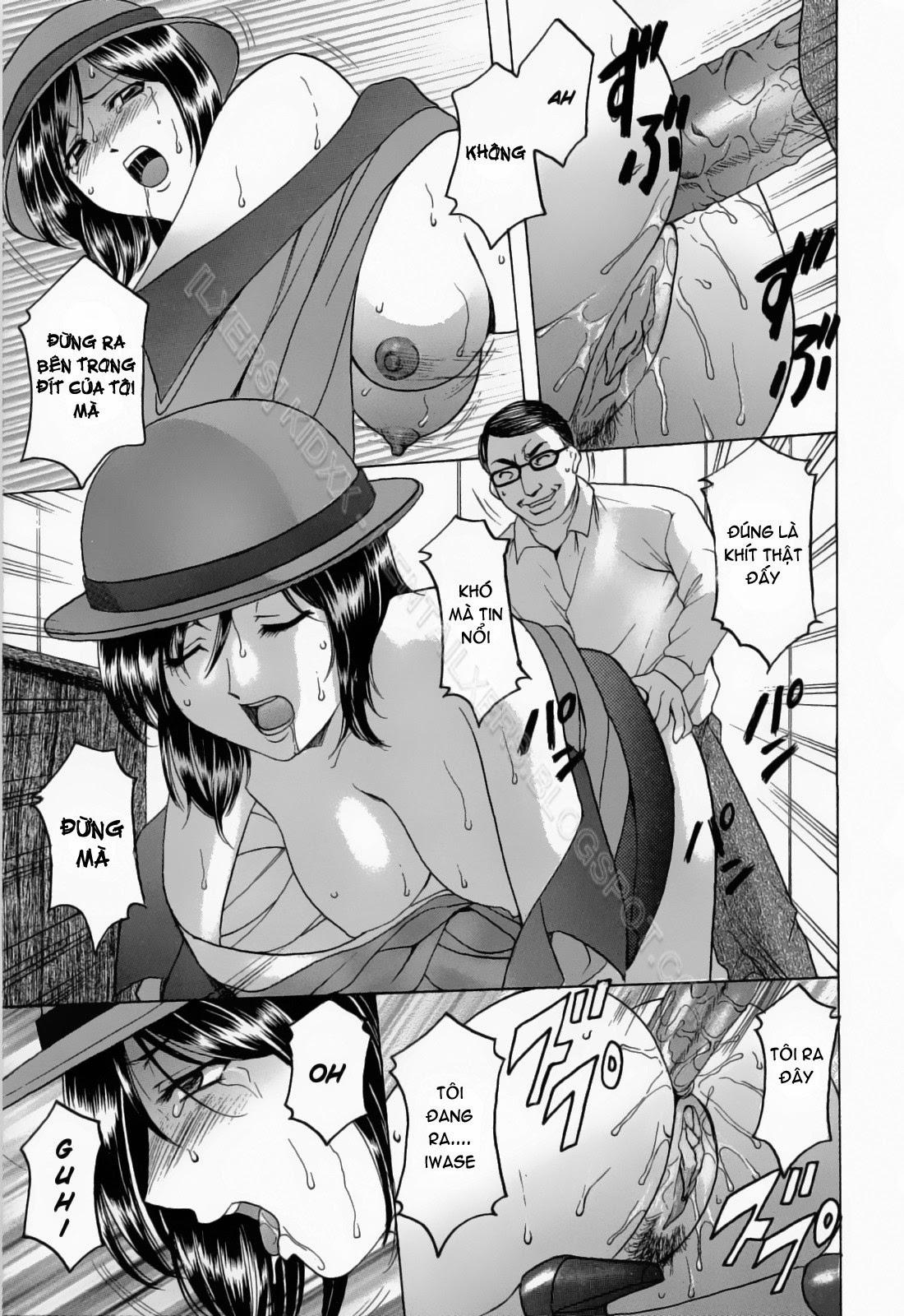 TruyenHay.Com - Ảnh 25 - Hataraku Onee-san wa Back ga Osuki Chapter 1-2