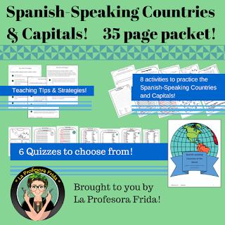 https://www.teacherspayteachers.com/Product/Spanish-Speaking-Countries-Maps-Quizzes-Practice-Activities-Puzzles-958635