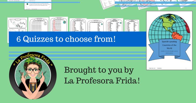 La Profesora Frida, The Stress Free Spanish Teacher!: Spanish ...