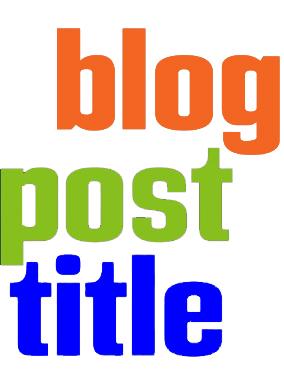 Cara Mengganti Deskripsi Blog Menjadi Judul Postingan Denga Otomatis