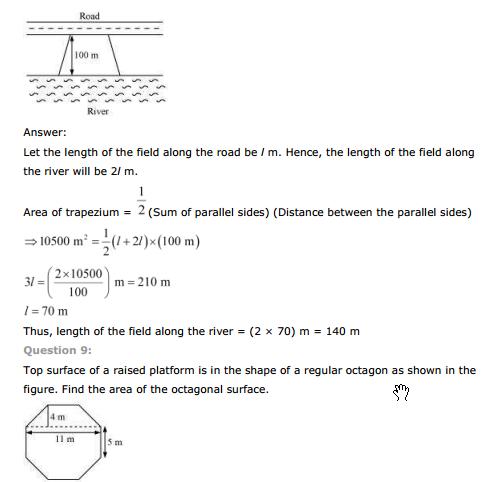 ncert class 9th maths solution exercise 11.2