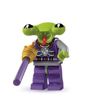 lego minifigür uzaylı