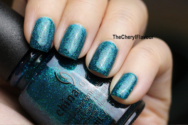 China Glaze Give Me The Green Light