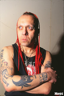 The Exploited punk