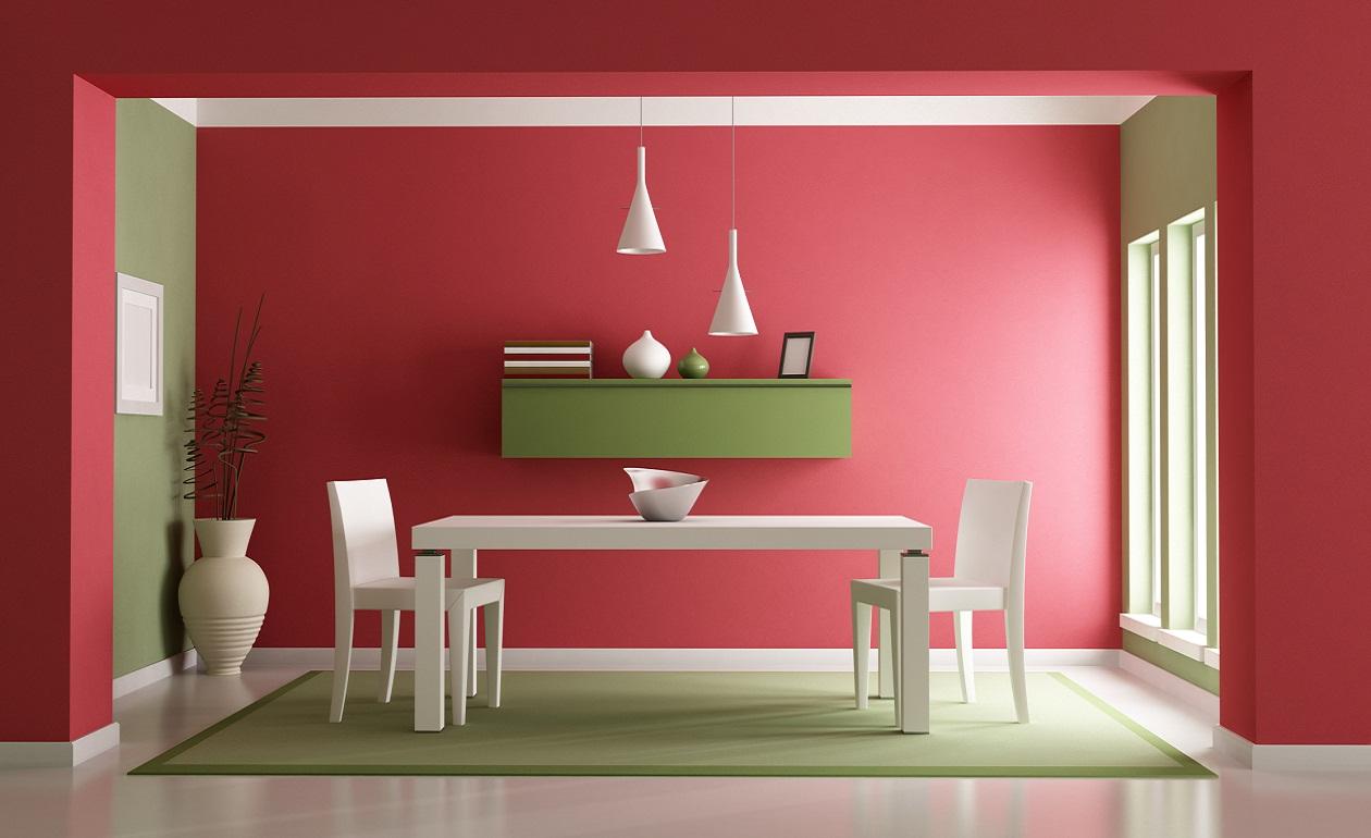 ide untuk desain dapur dan ruang makan modern gambar