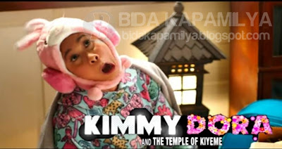 Kimmy Dora and The Temple of Kiyeme opening gross (1st day): P10 Million