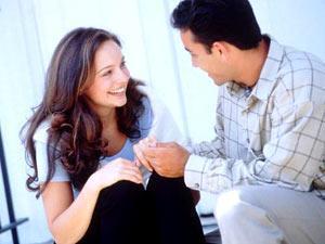 هل الحب من أول نظرة موجود؟ - love at first sight